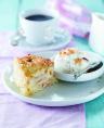 Leah Schapiro hot apple pie with cinnamon streusel ice cream