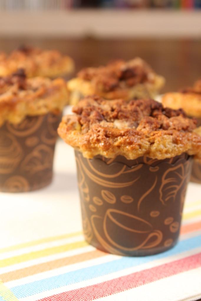 Apple Breakfast Muffin #1